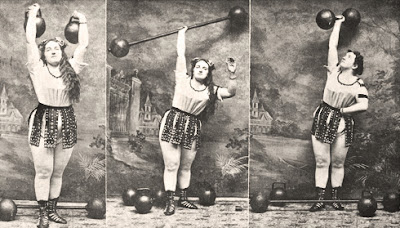 Circus Strongwomen