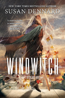 Windwitch by Susan Dennard