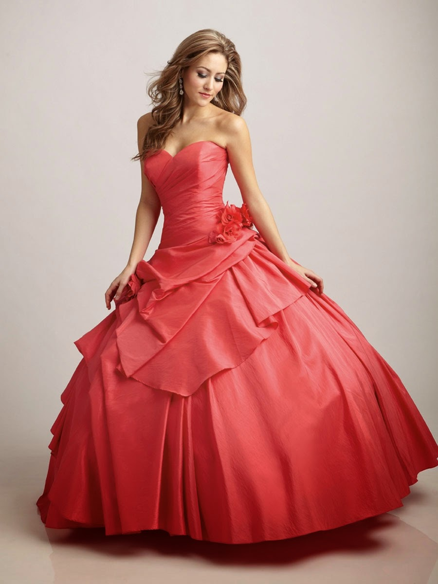 Vestidos bonitos y sencillos para quinceanera