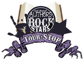 Authors are Rock Stars