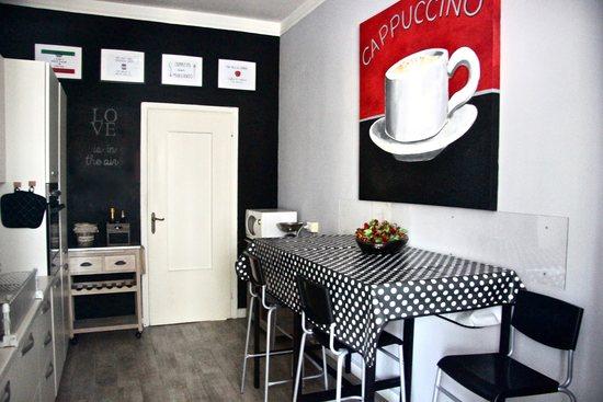 Pitturare la cucina di nero
