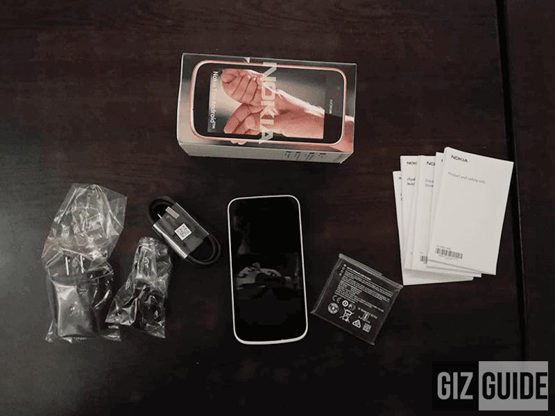 Nokia 1 accessories