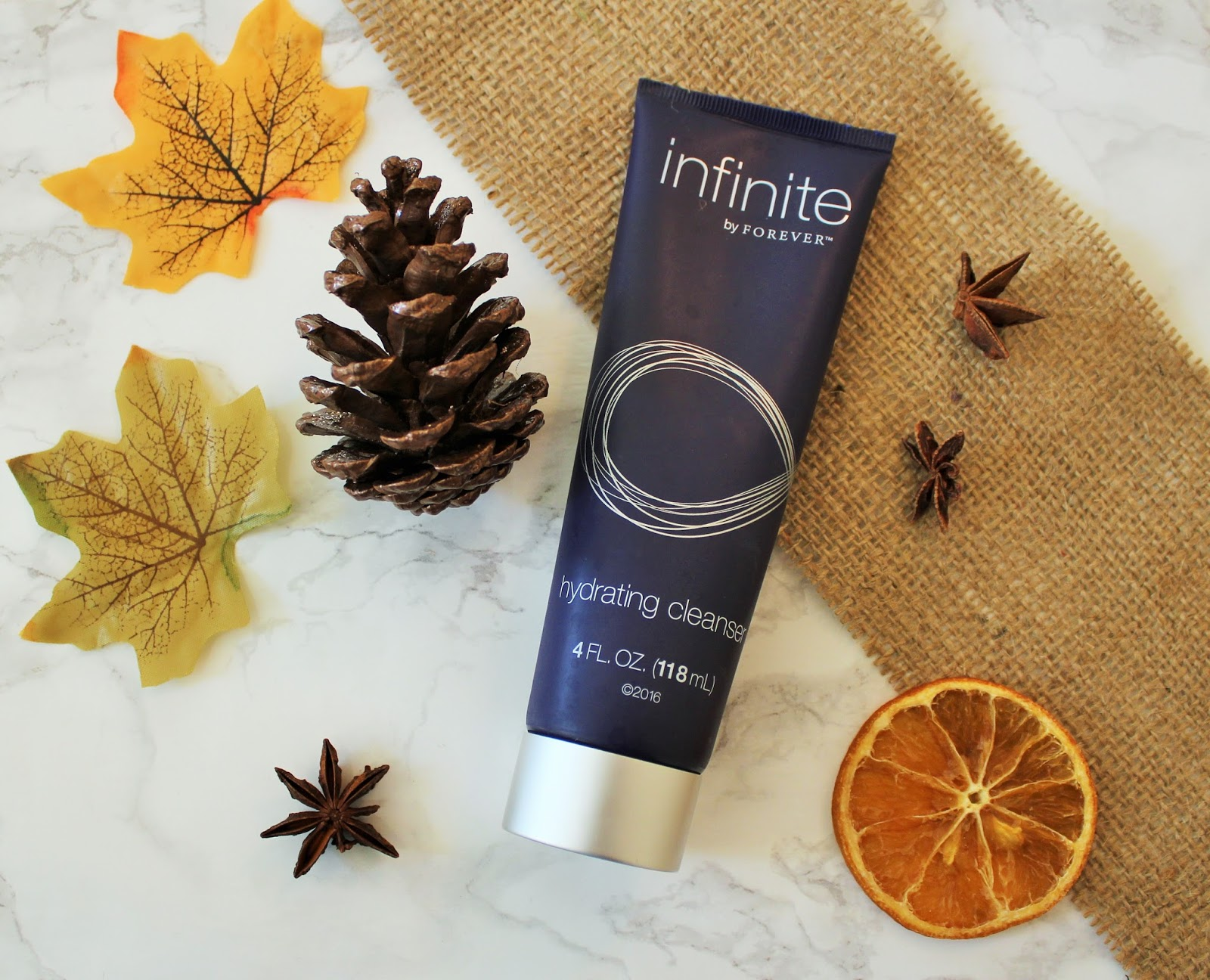 Infinite By Forever Skincare Review - 3