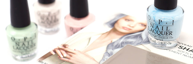 "<span style=""font-size: large;"">OPI</span> <br>Soft Shades Pastels"