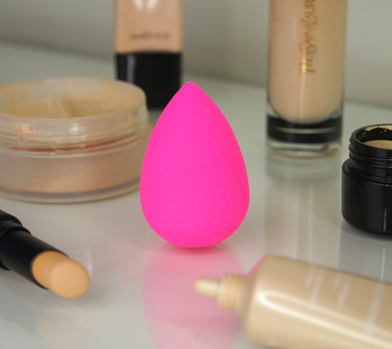 original beauty blender review best makeup sponge