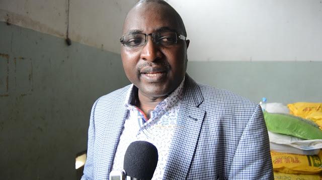 TRA Bw Richard Kayombo