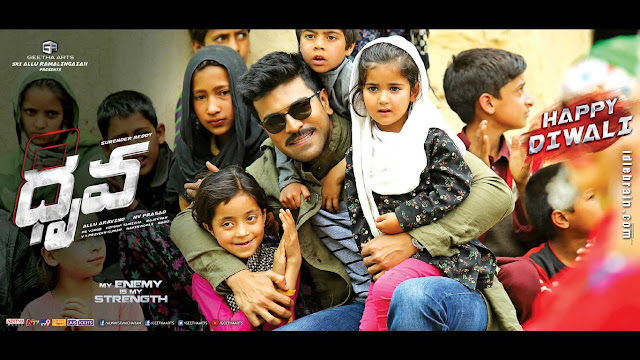 Dhruva Movie Trailer