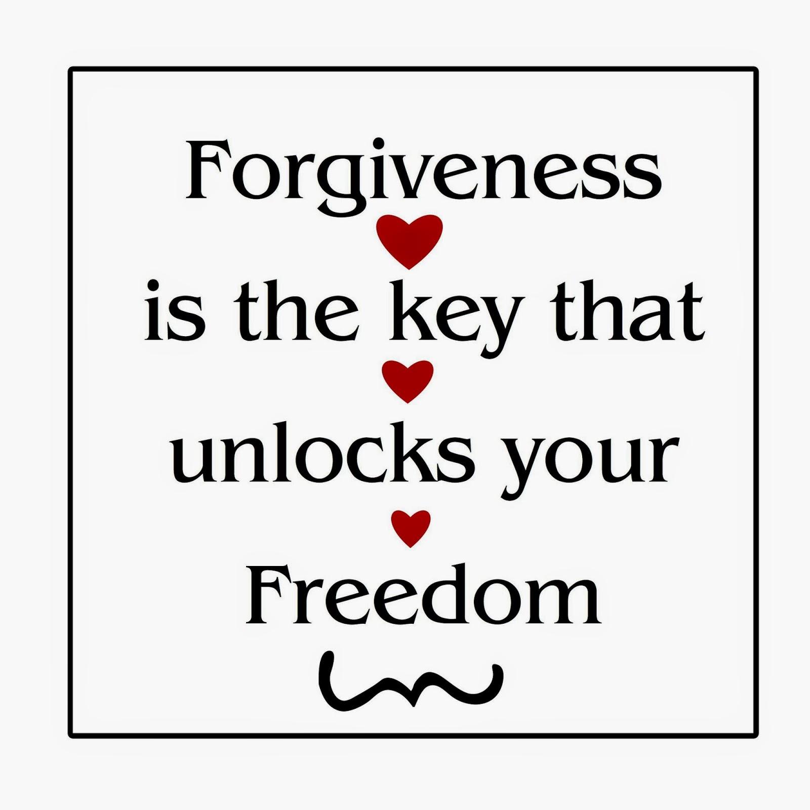 Forgiveness Forgiveness Exercises