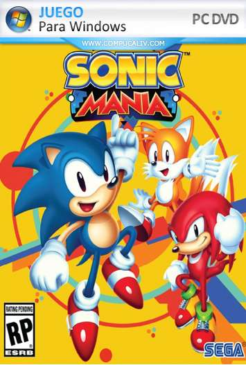 Sonic Mania PC Full Español