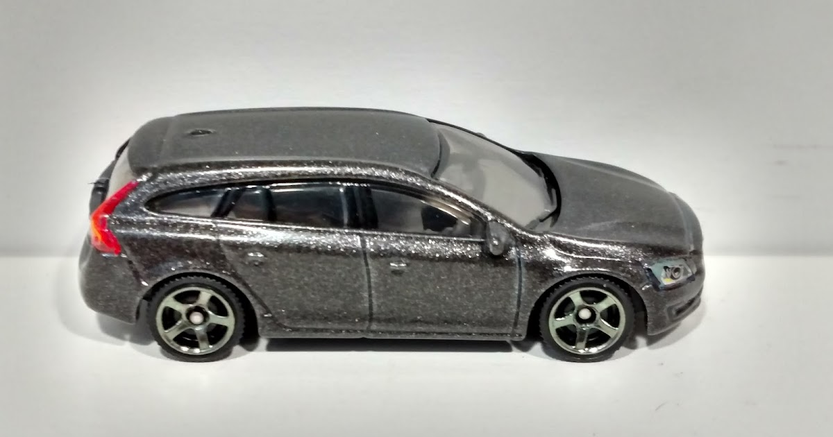 3inchDiecastBliss: Matchbox Volvo V60 Custom - Great Casting