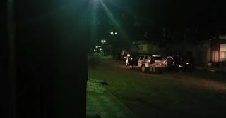 Noite tensa, troca de tiros e criança refém em Cuité; veja vídeo