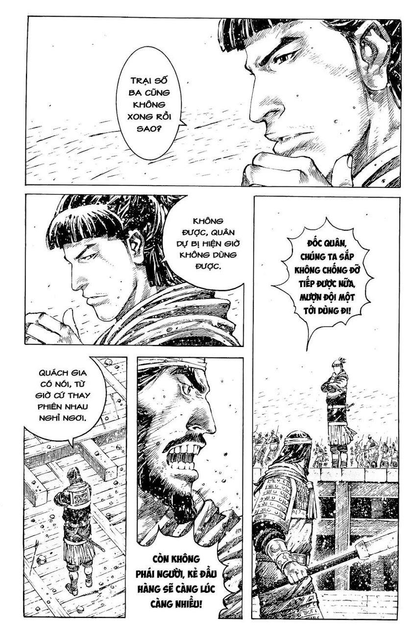 Hỏa phụng liêu nguyên Chương 349: Diễm dương cao chiếu [Remake] trang 7