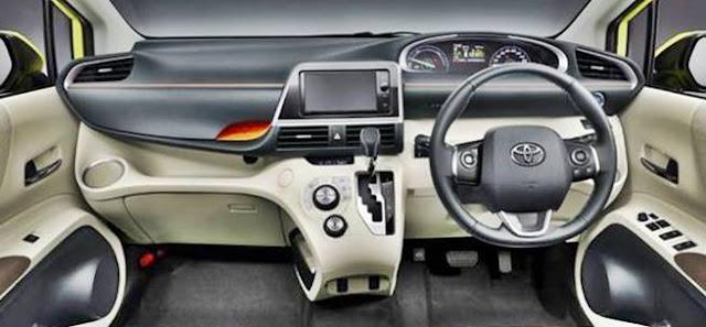 2018 Toyota Ractis Review