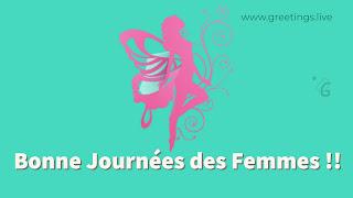 Bonne Journées des Femmes !!