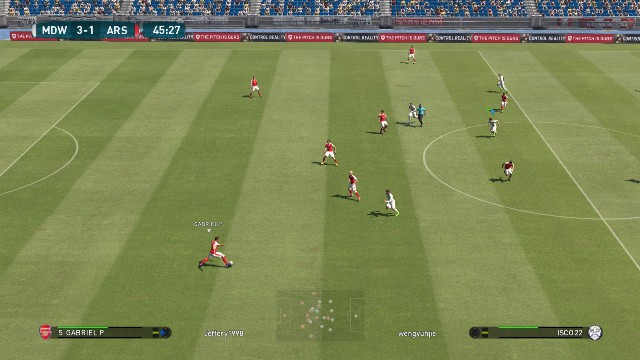 Download PES 2017 PC Games Gameplay