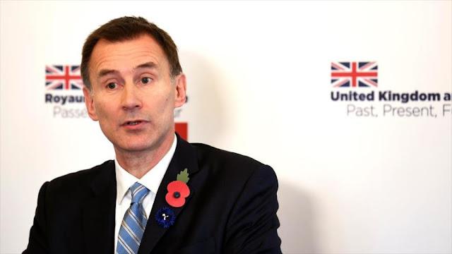 El canciller británico admite la posibilidad de que no haya Brexit