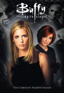 Buffy La cazavampiros Temporada 4 WEB DL 720p Español Castellano