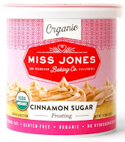 mrs jones cinamon sugar frosting