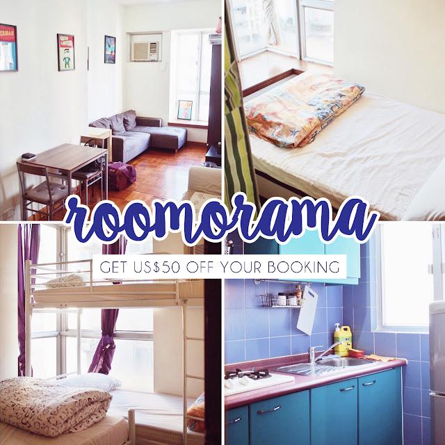 Roomorama discount promo credits
