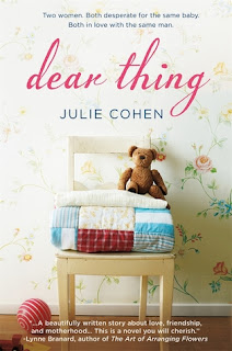 Dear Thing book cover