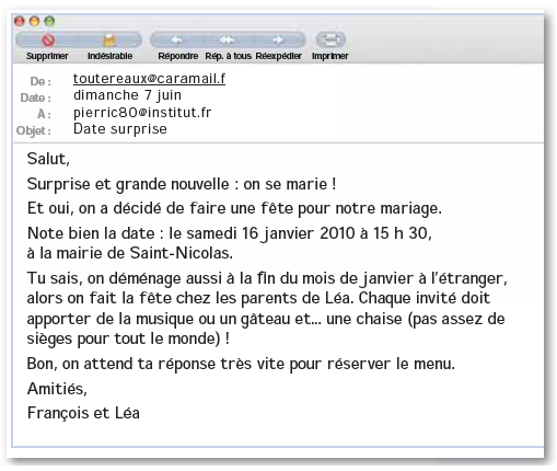 Le Français Du Siècle: 1º BAC