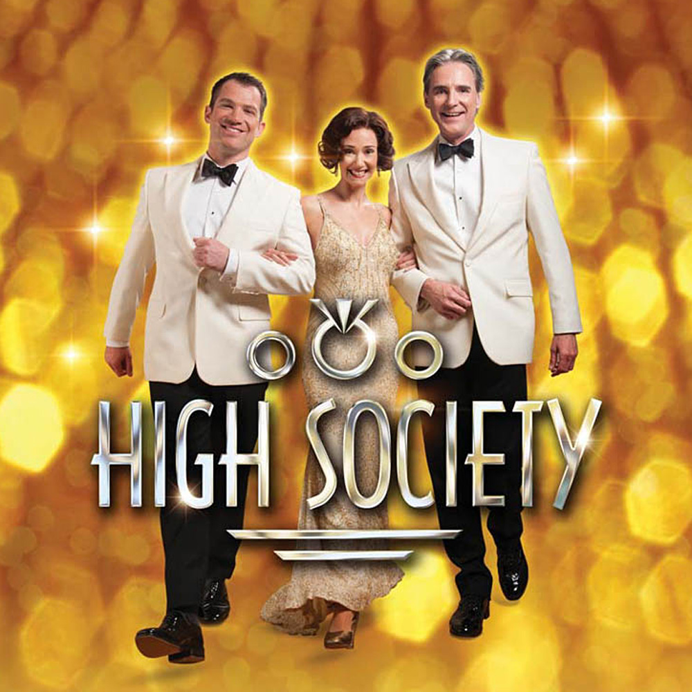 The Theatre Blog High Society Uk Tour Review February 2013