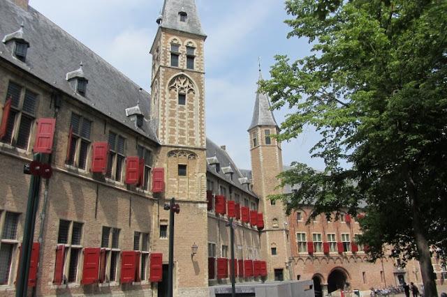 Middelburg - Abdij met Zeeuws Museum