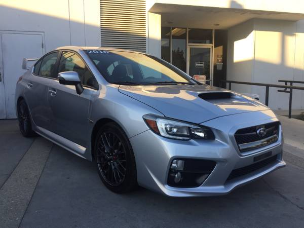 2016 Subaru WRX Sti for Sale