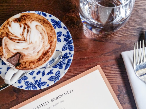 london | brunch woe at heddon st. kitchen