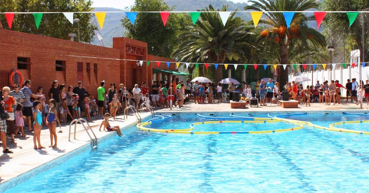 La cotorra de la vall la piscina municipal obrir les for Piscina municipal fuenlabrada 2017