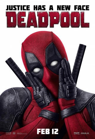 Deadpool (2016) DVDRip Latino