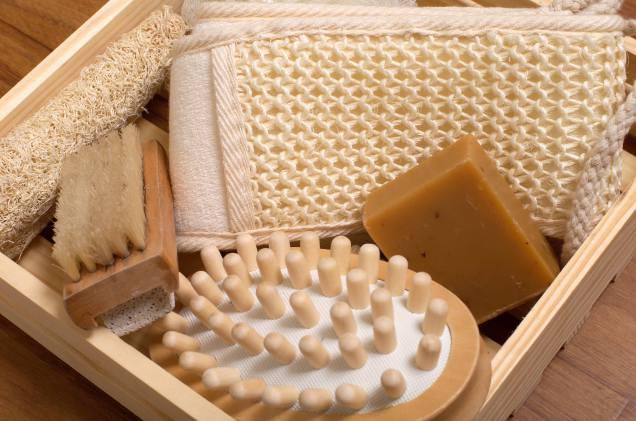 Dry Skin Brushing,