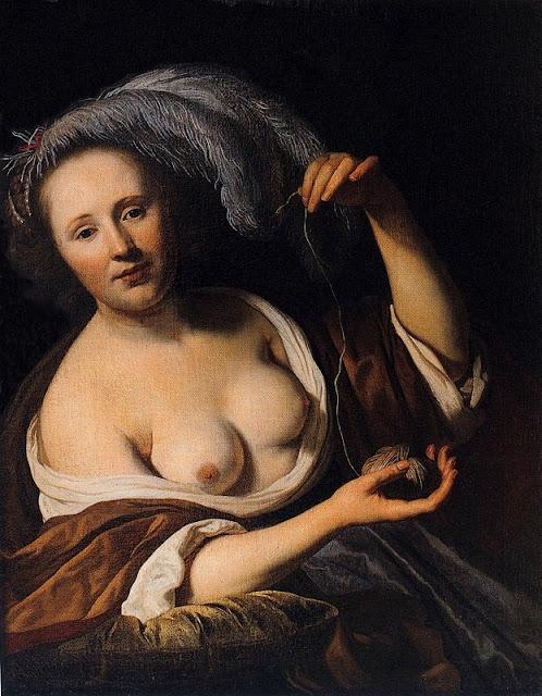 Jacob Van Loo - Arianna - topless