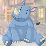 G4K Lazy Rhinoceros Escape