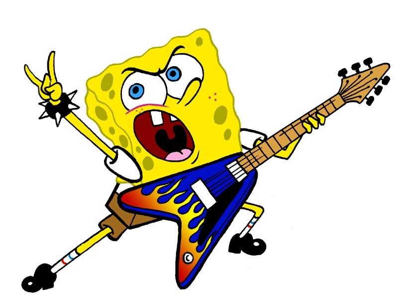 Foto Lucu Spongebob Bacot