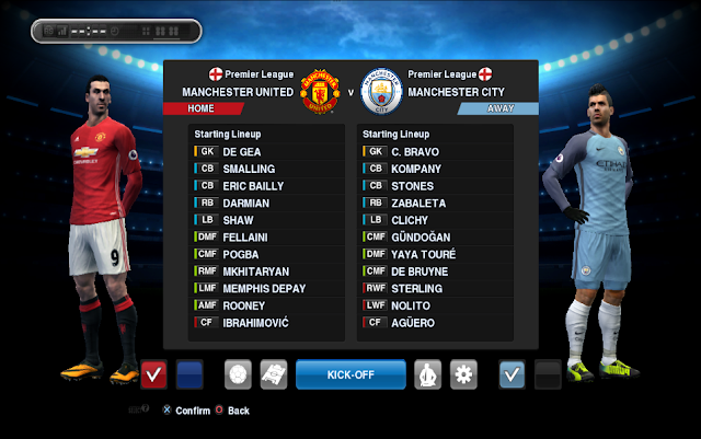 Download PES 2013 Update 2017