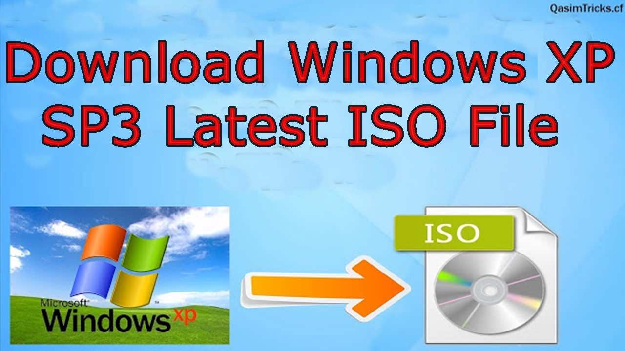 Windows XP Professional SP3 ISO Free Download - ALL PC World