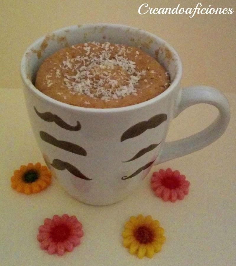 Mug Cake Cookie Nesquik