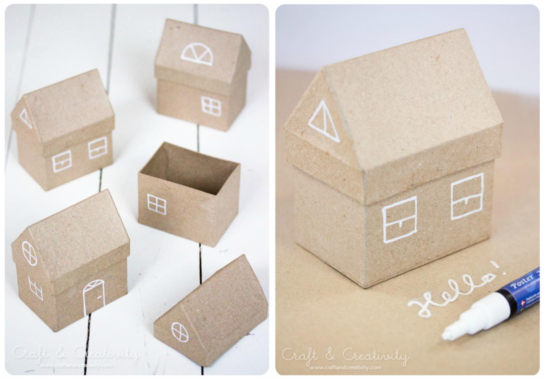 cardboard houses diy