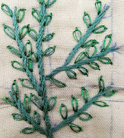broderie, defibroderiegreen, embroidery
