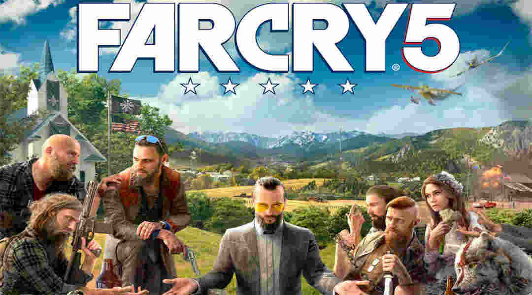 Riview New Game 2018 Far Cry 5