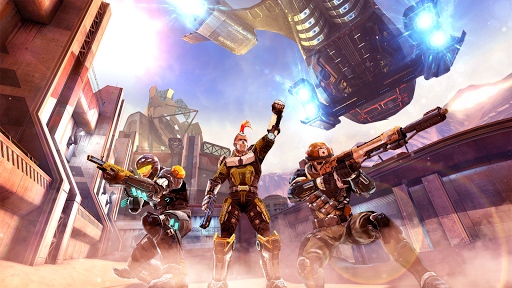 Shadowgun Legends v0.5.0 Mod Apk