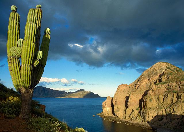 Baja California, Meksiko