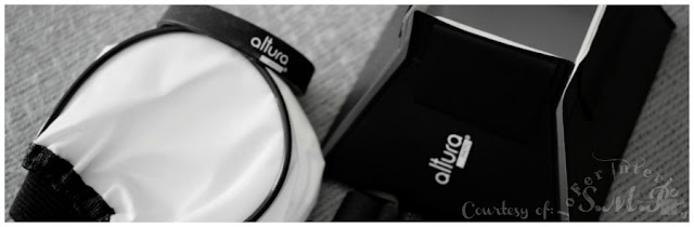 Image of Digital camera Flash difussers by Altura