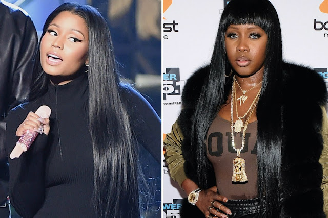 Remy Ma  opens fire on  Nicki Minaj  , by  Savage Diss Track