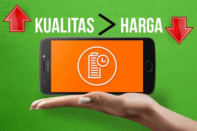 Daftar Handphone Murah dengan Kualitas Terbaik di Tahun 2018