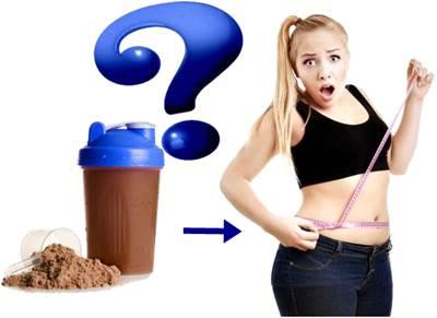 Los batidos de proteínas también te pueden hacer engordar
