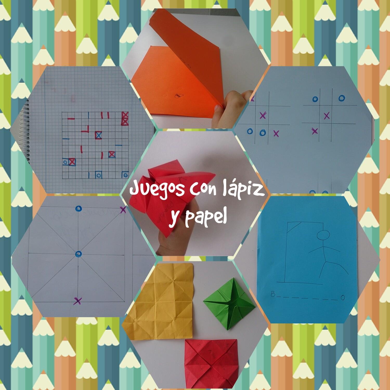 De Orugas Y Mariposas 5 Juegos Con Lapiz Y Papel Para Ninos
