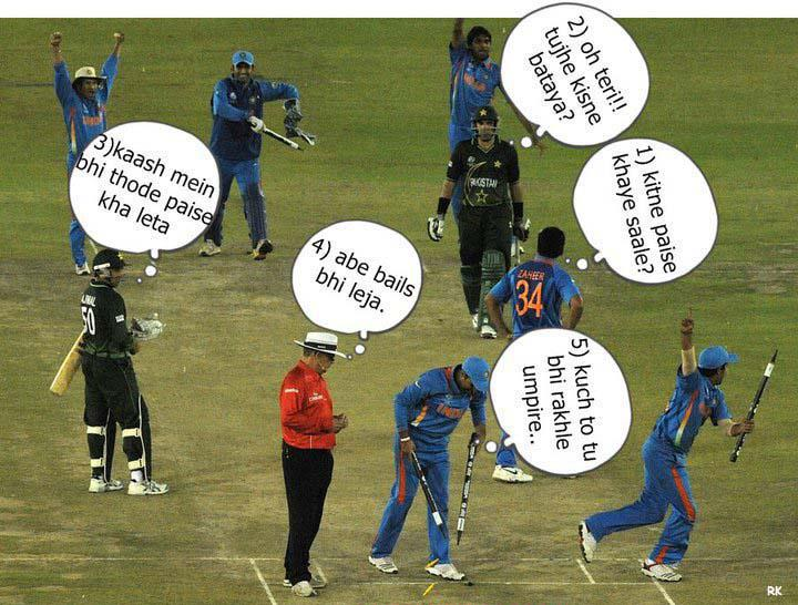 new funny images of cricket-#1