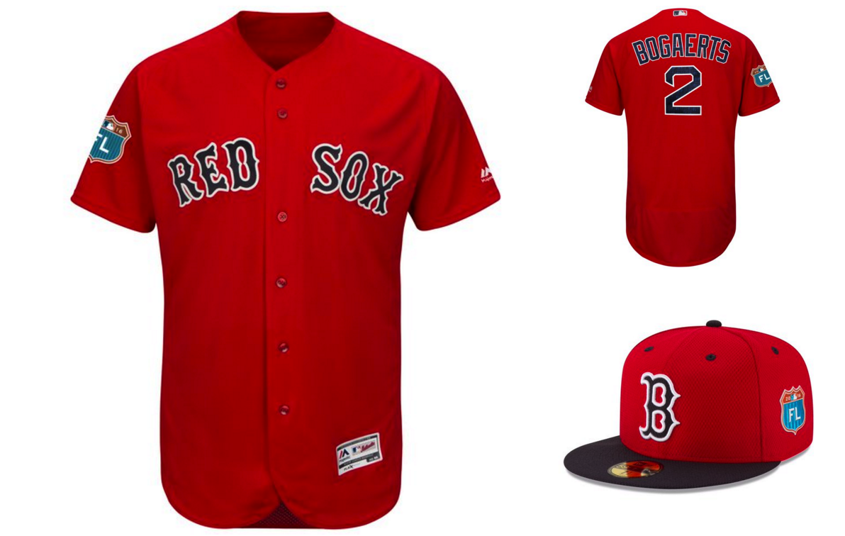 Sox Will Don Tacky Red Uniforms This Spring Training a50a7760faf